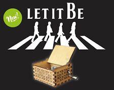 Let it be The Beatles Spieluhr Musicbox Neu Fanartikel