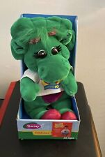 barney baby bop plush 10th anniversary