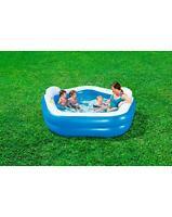 Family Fun Pool SPA Swimming Tub Outdoor Garden Patio Paddling Cushions Relax