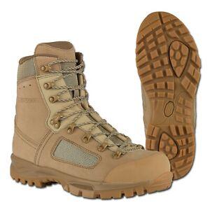 Chaussures LOWA ELITE DESERT 43 rangers armée randonnée trekking