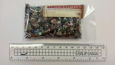 100g BAG Mixed Semi Precious Gemstone Pieces Chips TUMBLETOPIA TUMBLESTONES