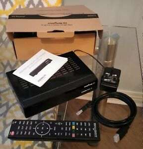 Zgemma i55 Enigma 2 Linux Smart box, Hardly used and is Boxed.