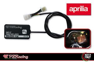 AP601 A2-TRONIC PZRACING RÉCEPTEUR GPS 50HZ APRILIA Tuono V4 1100 RR 2015/16
