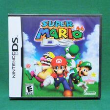 Super Mario 64 DS (Nintendo DS, 2004) MINT *Factory Sealed* Authentic