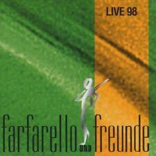 Farfarello und Freunde - Live 98 - CD  Pop / Instrumental / Soundtracks