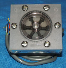 """NEW Proteus 800 Series Metering Flow Switch 3/8"""" FNPT 9 GPM Poly 0806PN10-NM"""