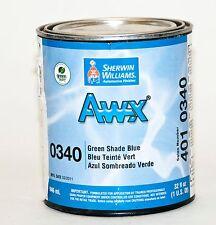Sherwin Williams AWX Performance Plus Basecoat, Quart 32 oz. VARIETY - 11 COLORS