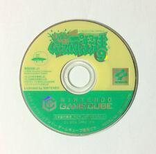 USED Nintendo GameCube GC Disc Only Jikkyou Powerful Pro Baseball 9 JAPAN yakyu