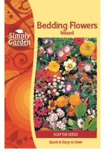 Simply Garden Flower Seeds Grow Your Own Colourful Flowers 25+ Varieties