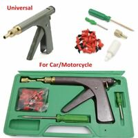 Vacuum tyre puncture repair kit gun motorcycle electric car 4Wd quickly tools
