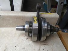 Honda 500 XR XR500R XR500-R Used Crankshaft 1983 WD SM285