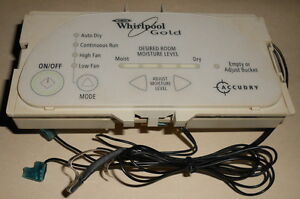 Whirlpool  1187912  Gold Accudry Dehumidifier Controller  Super Fast Shipping