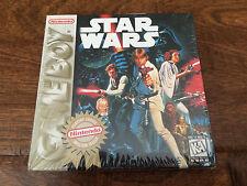 Star Wars Players Choice Factory Sealed Brand New Nintendo Game Boy Gameboy NIB