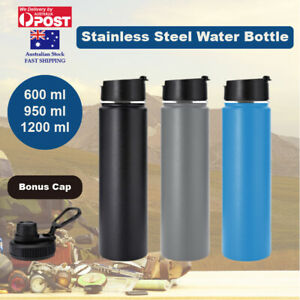 Double Wall Stainless Steel Water Bottle Vacuum Insulated Thermos Flask