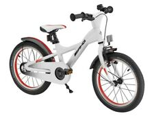 "Original Mercedes-Benz Kinderfahrrad Kids Bike weiß Aluminium 16"" Zoll"
