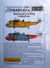 Xtradecal 1/72 X72303 Westland Sea King  decal set