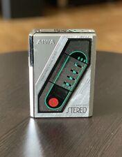 Aiwa HS G55 Walkman aus den 80er Jahren mit 4 Band Graphic Equalizer ? Defekt
