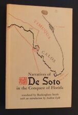 Narratives Of De Soto In The Conquest Of Florida - pb 1968