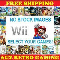 Nintendo Wii / Wii U Ultimate Game Selection