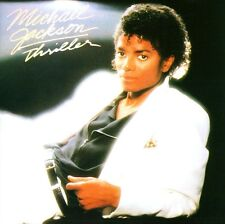Michael Jackson Thriller CD NEW SEALED Billie Jean/Beat It/The Girl Is Mine/PYT+