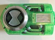 Ben 10 Alien Force Omnitrix luces y sonido 2010 Bandai claro verde