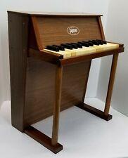 Vintage 50's Jaymar 25 Key Kid's Upright Miniature Toy Piano Pat. 2,641,135