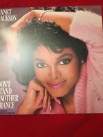 Soul Unplayed NM! 45 JANET JACKSON Don't Stand Another Chance on A&M