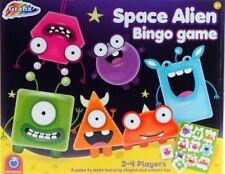 Animals Bingo Children's Board & Traditional Games