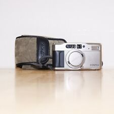 Contax TVS Premium Compact 35mm Camera / Tested & Excellent Condition  T2 T3