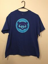 PreOwned Mens Majestic Chicago Cubs #9 El Mago Short Sleeve Tee Sz 2XL