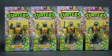 2012 Playmates Teenage Mutant Ninja Turtles TMNT Classic Collection Set of 4
