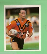 1994  BALMAIN  TIGERS SELECT RUGBY LEAGUE  STICKER #9  TIM  BRASHER