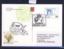 49741) LH FISA SF Francoforte-Graz Austria 12.5.2011, GA Vaticano Spa mangiare