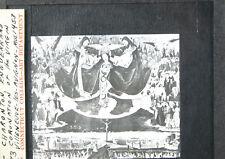 Enguerrand Charonton Coronation Of Virgin Lantern Slide