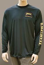 Lew's Lews Black X-Large Micro Fiber Shirt NEW