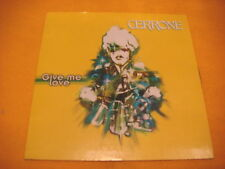 Cardsleeve Single CD CERRONE Give Me Love 2TR 2001 house BOB SINCLAR