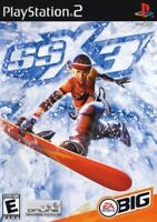 SSX 3 - Sony PlayStation 2 PS2