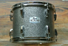 "ADD THIS PEARL 12"" EXR EXPORT SILVER SPARKLE TOM to YOUR DRUM SET TODAY! #Z548"