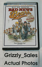 USED Bad News Bears DVD -Canadian Seller-
