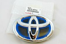 Genuine Grill Badge Front Emblem for Toyota Prius ZVW3 2009-2015 75310-47010 New