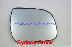 RIGHT DRIVER SIDE MIRROR GLASS FOR TOYOTA TARAGO 2006 ONWARD