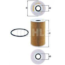 MAHLE ORIGINAL Oil Filter OX 128/1D