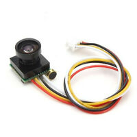 600TVL 1/4 1.8mm CMOS FPV 170 Degree Wide Angle Lens Camera NTSC 3.7-5V New