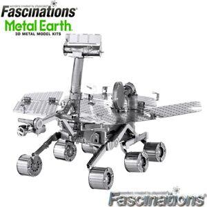 Metal Earth Mars Rover 3D Laser Cut DIY Model Hobby Build Building Kit