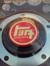 TEQ Toyota Oldschool Grant トヨタ Horn Button may fit other style steering wheels