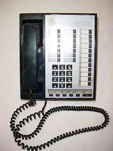 AT&T Merlin BIS-22 Telephone with Stand, Phone Cable, Handset & Cord.