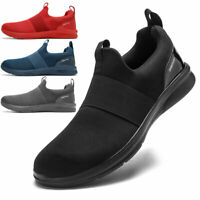 Men's Running Sneakers Casual Breathable Athletic Jogging Non-slip Tennis Shoes