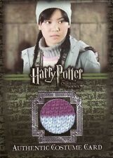Harry Potter Order of the Phoenix Update Cho Chang's Jumper C4 Costume Card f