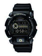 Casio G-Shock Military Men's Chronograph Black Resin 47mm Watch DW9052-1CCG