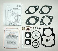 1963-69 Ford & Mercury Autolite CARBURETOR 1-V 1100 & 1101 Overhaul/Rebuild Kit